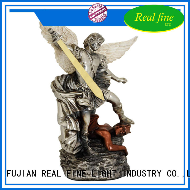 Real Fine popular polyresin figurines for sale for garden