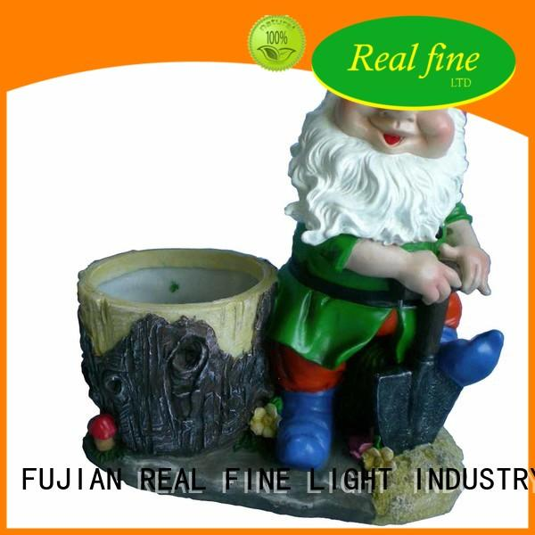 Real Fine exquisite outdoor figurines factory for home