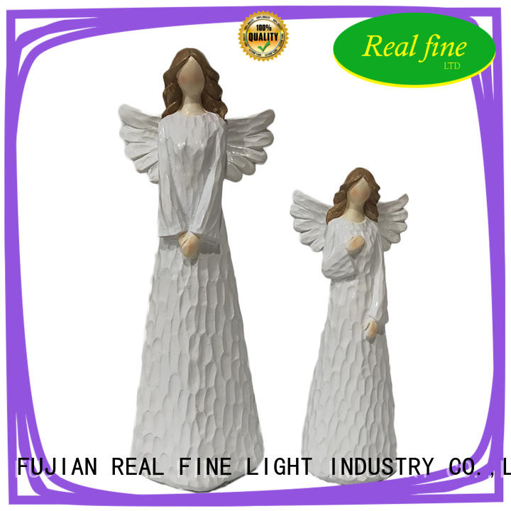 Real Fine environmental angel figurines for sale for gifts for home