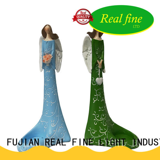 light angel figurines for sale supply for garden Real Fine
