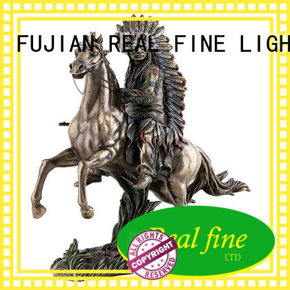 Real Fine custom Home decor figurine supplier for library
