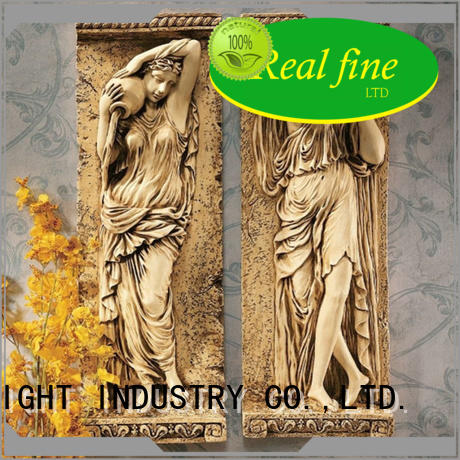 Real Fine figurine Home decor figurine online for office