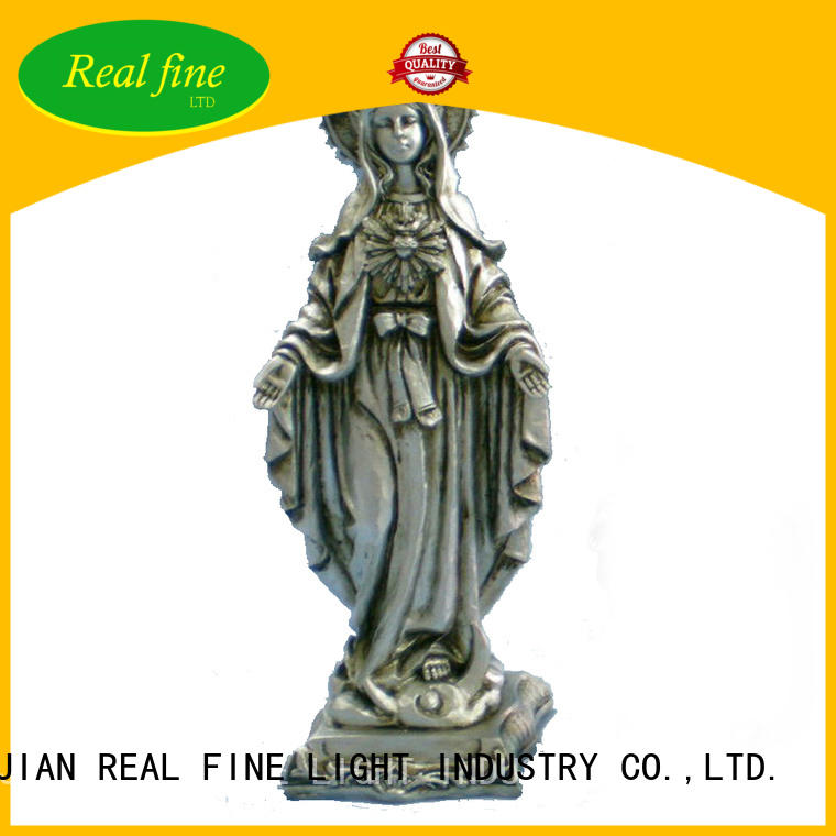 virgen polyresin figurines great design for gifts Real Fine