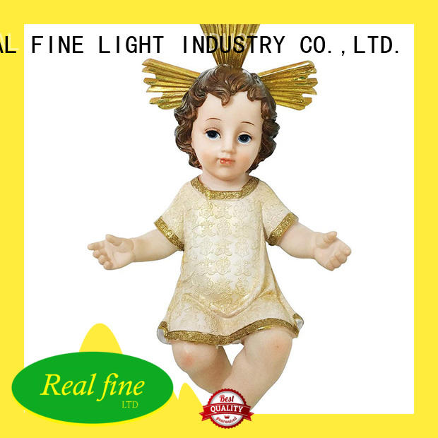 customized resin figures for decoration for church