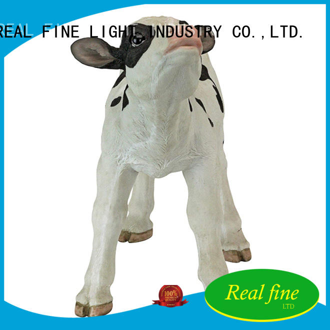 Real Fine lovely resin crafts supply for office