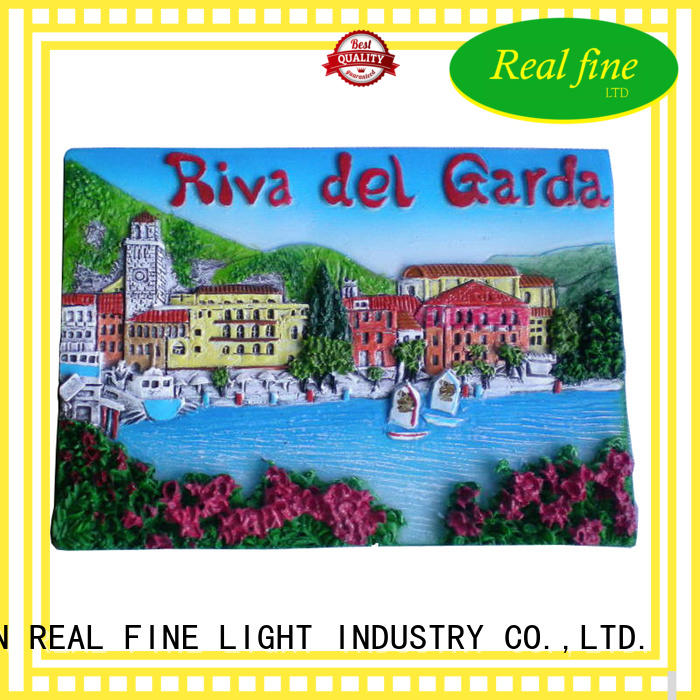 Real Fine beautiful fridge magnets world cities roma for kitchen