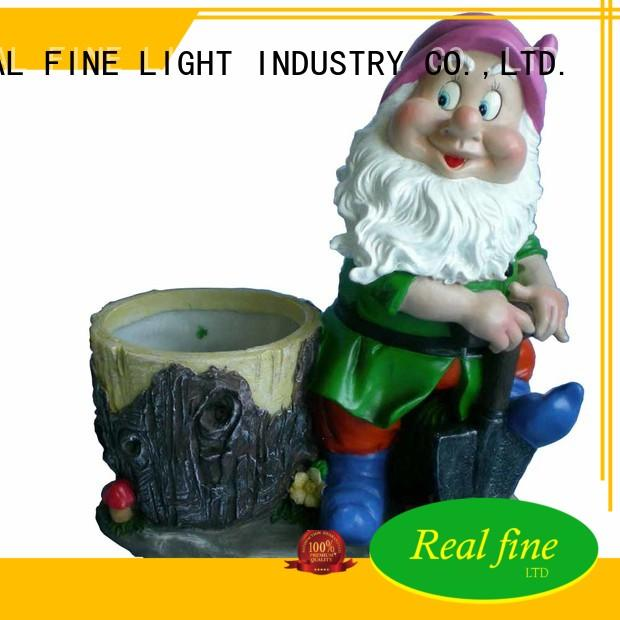 resin crafts statue for garden Real Fine