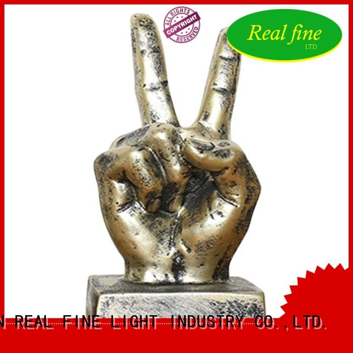 Real Fine home figurine wholesale for home