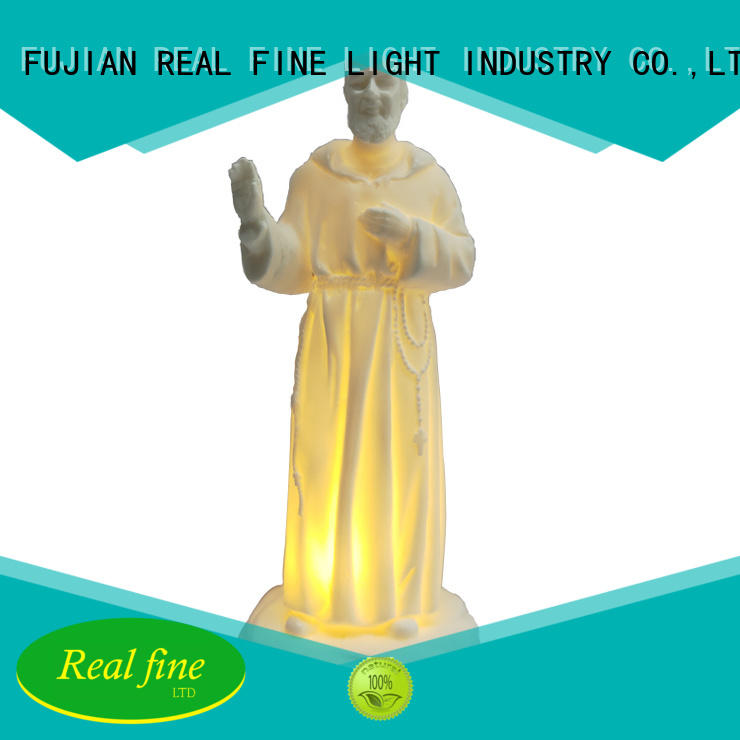 Real Fine saint statues menufacturer for home