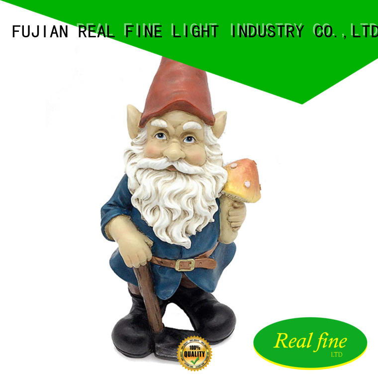 Real Fine colorful outdoor figurines for decoration for park