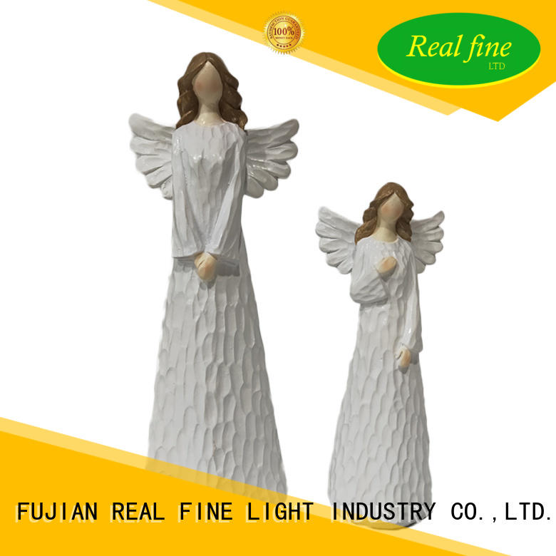 Real Fine environmental polyresin figurines for decoration for home