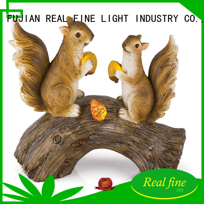 Real Fine exquisite resin figures for decoration for park