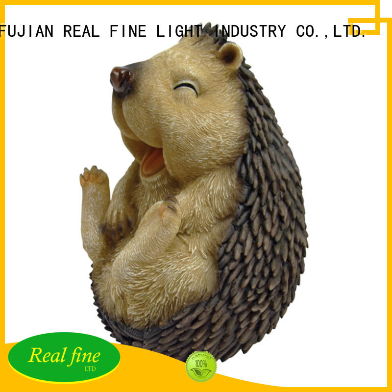Real Fine handcraft resin figures supply for park