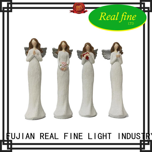 environmental angel figurine collection supply for office Real Fine