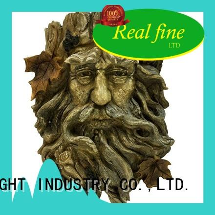 Real Fine exquisite garden figurines supply for office