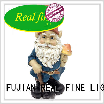 Real Fine exquisite funny garden gnomes factory for office
