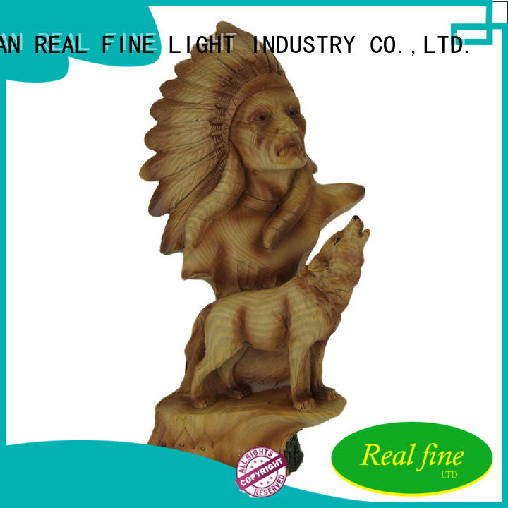customized yard figurines port for decoration for park