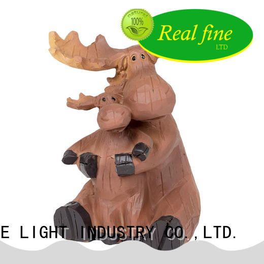 good quality Home decor figurine ornament promotion for bookstore