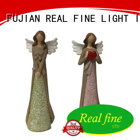 beautiful christmas angel figurines outdoor high quality for church