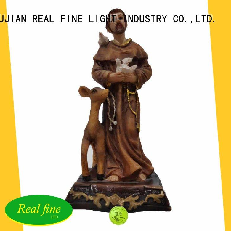 Real Fine customized custom figures for decoration for gifts