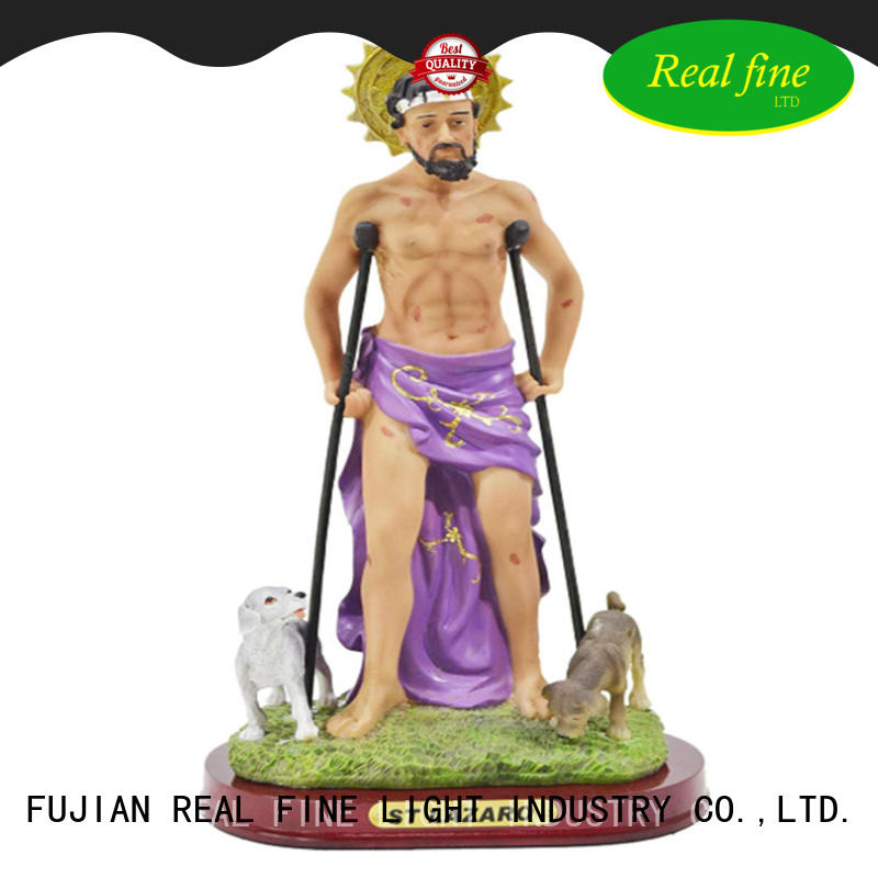 Real Fine stoneware polyresin figurine great design for home