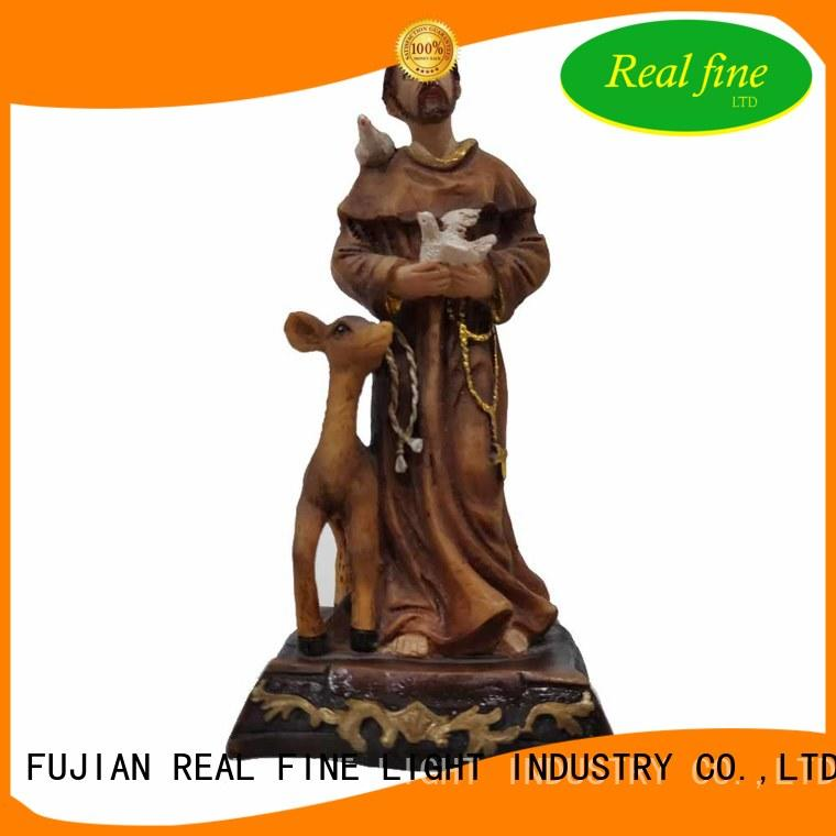 Real Fine grace polyresin crafts great design for church