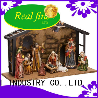 Real Fine Nativity Figurine manufacturer for wedding