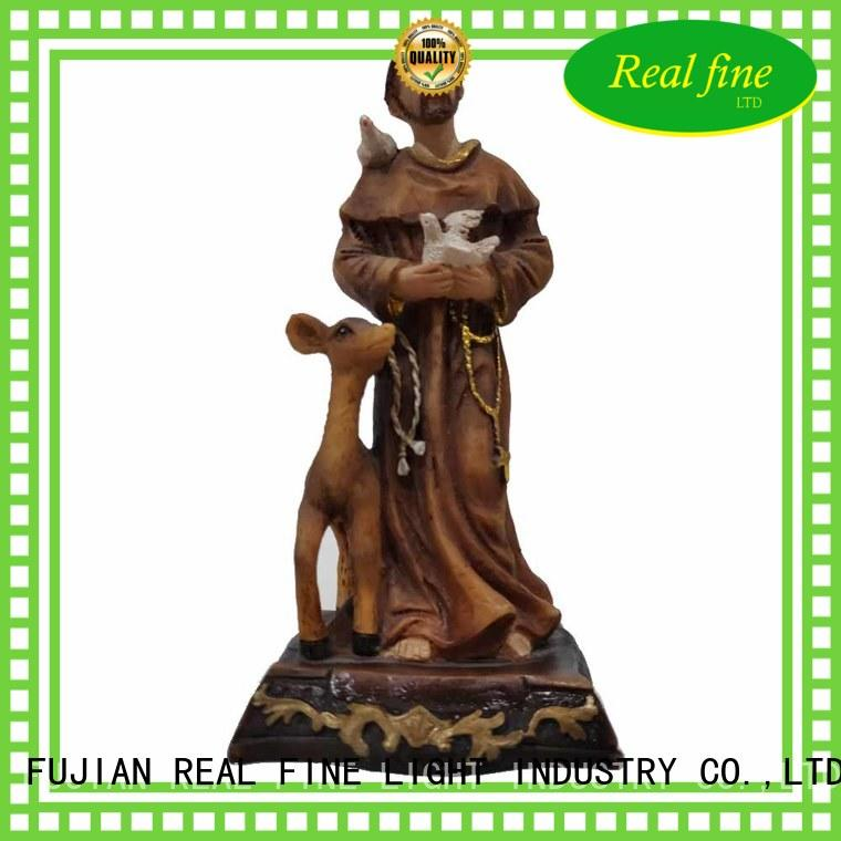 Real Fine handcraft resin statue manufacturers decoration