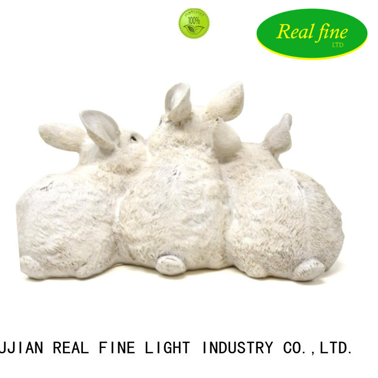 Real Fine polyresin crafts supply for home