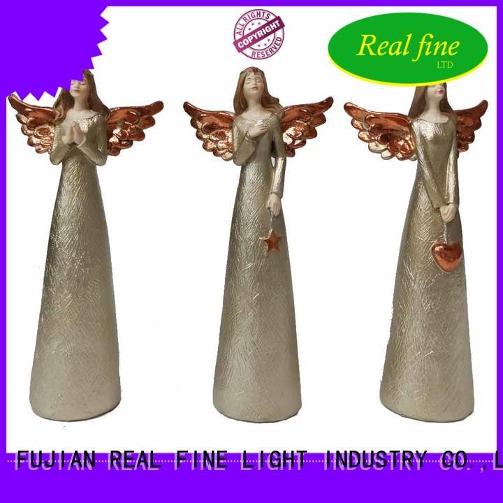 christmas angel figurines christmas for church Real Fine