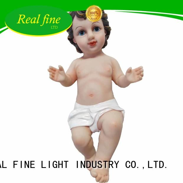 resin crafts fatima for garden Real Fine