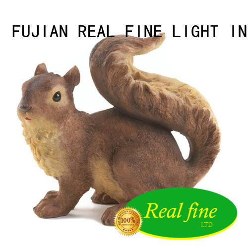 Real Fine handcraft outdoor figurines supply for home
