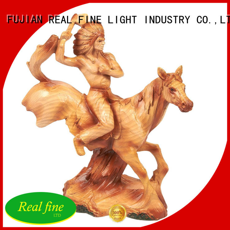 Real Fine statue figurine promotion for office