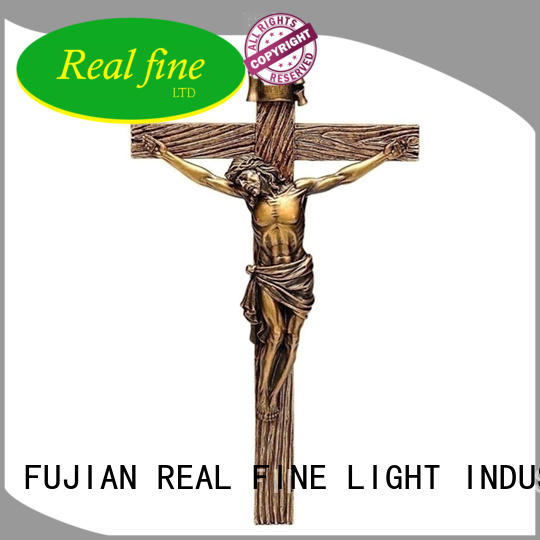 Real Fine handcraft polyresin statues wholesale for church