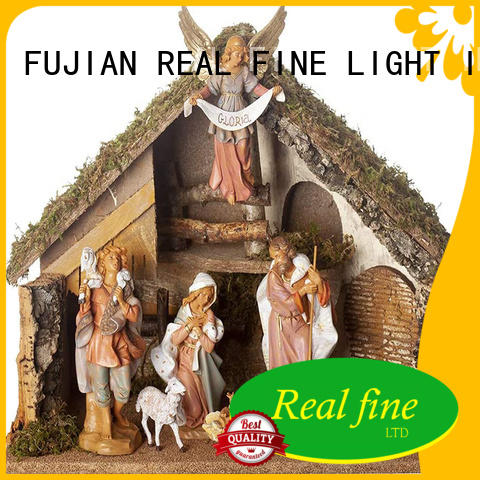 Real Fine Nativity Figurine wholesale for home