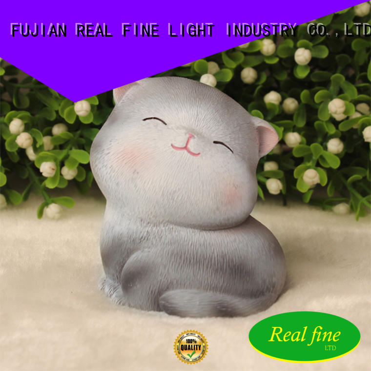 Real Fine simple Home decor figurine wholesale for office