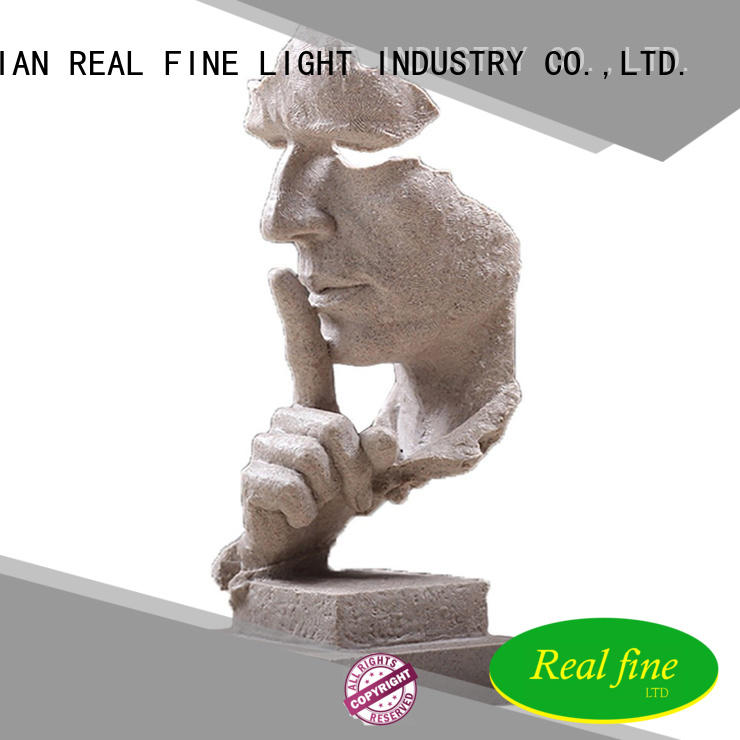 Real Fine statue figurine promotion for home