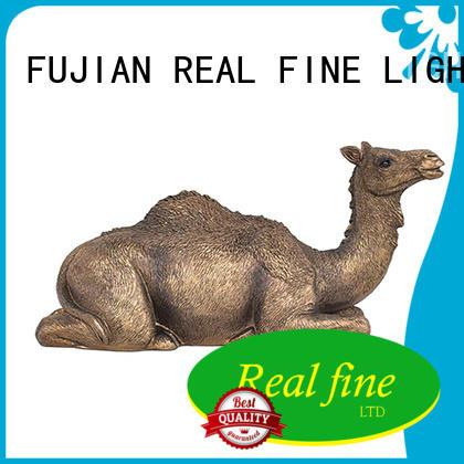 Camel statue bronze Arabic style animal resin figurine