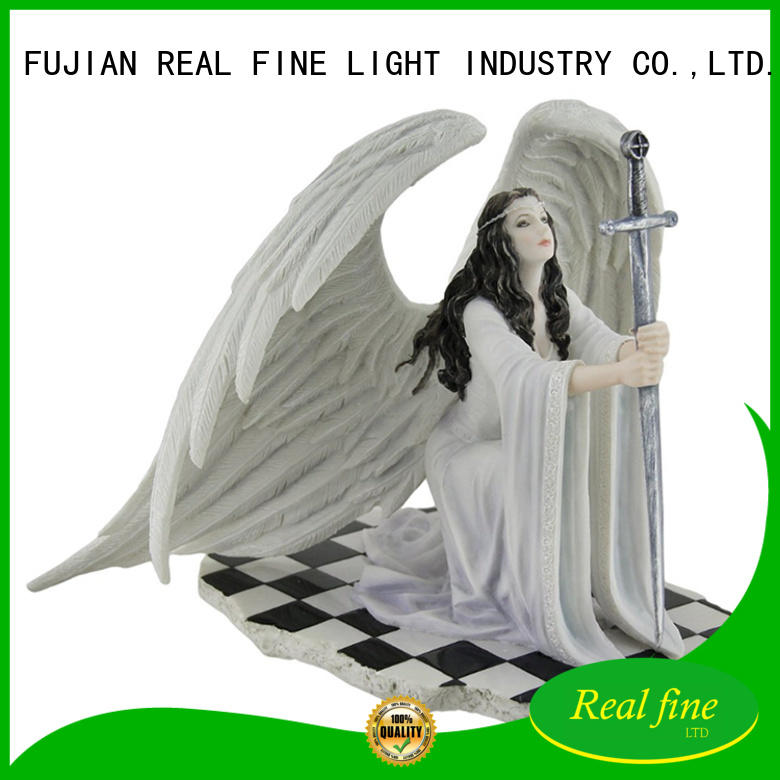 Real Fine maiden figurine wholesale for library