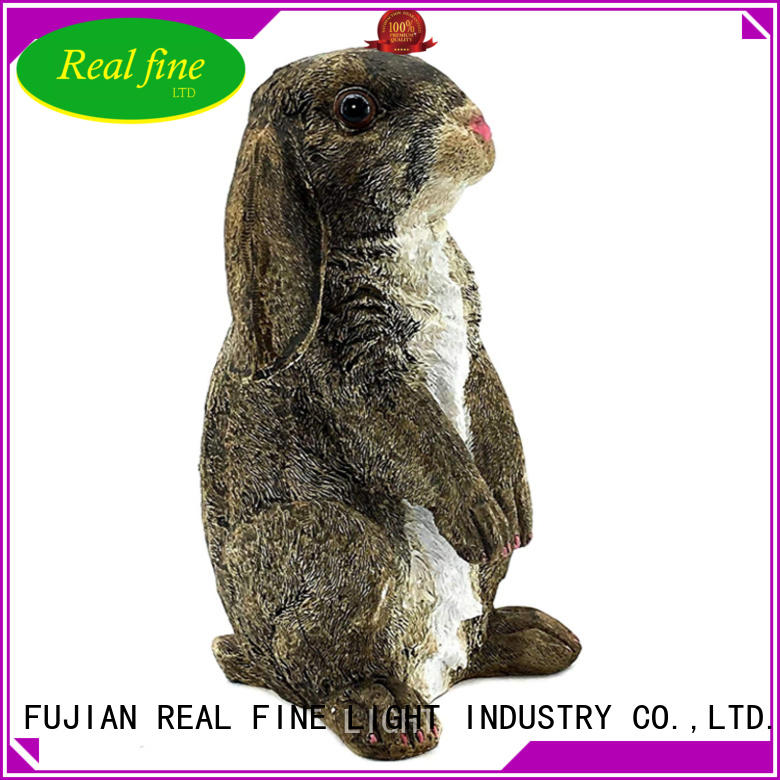 Real Fine colorful outdoor figurines for sale for home