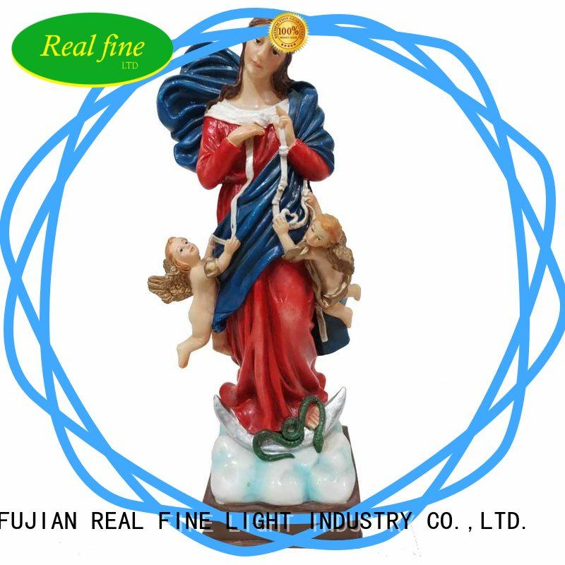 made religious figurines for sale cartoon for garden Real Fine