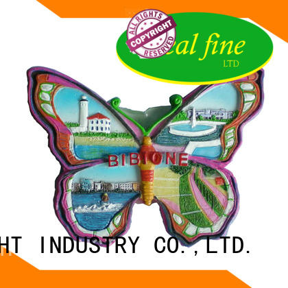 Real Fine beautiful souvenir fridge magnets from around the world globe for shop