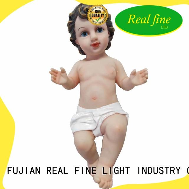 blue cheap figurines figure for gifts Real Fine