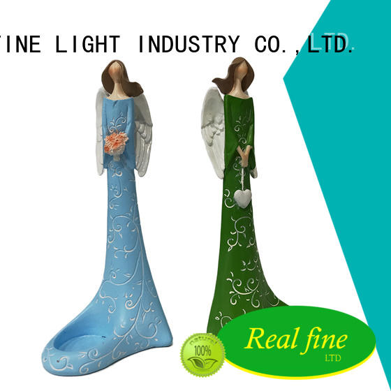 Real Fine popular resin figurines for decoration for office