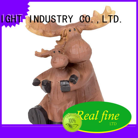 Real Fine statue Home decor figurine wholesale for office