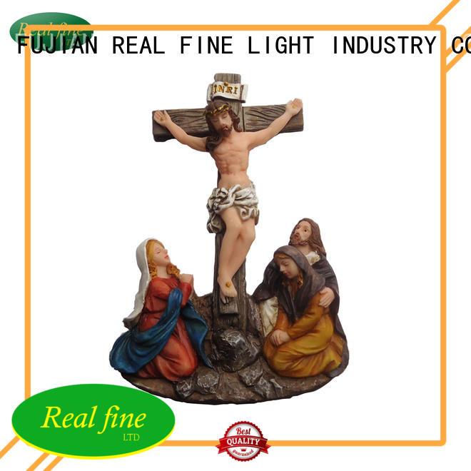Real Fine popular resin figurines on sale for garden