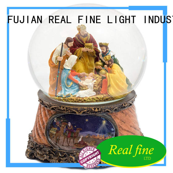 Real Fine beautiful homemade snow globe for gifts for kitchen
