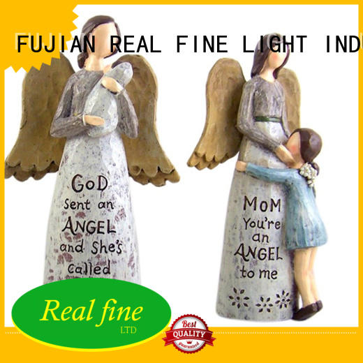 Real Fine Home decor figurine wholesale for office