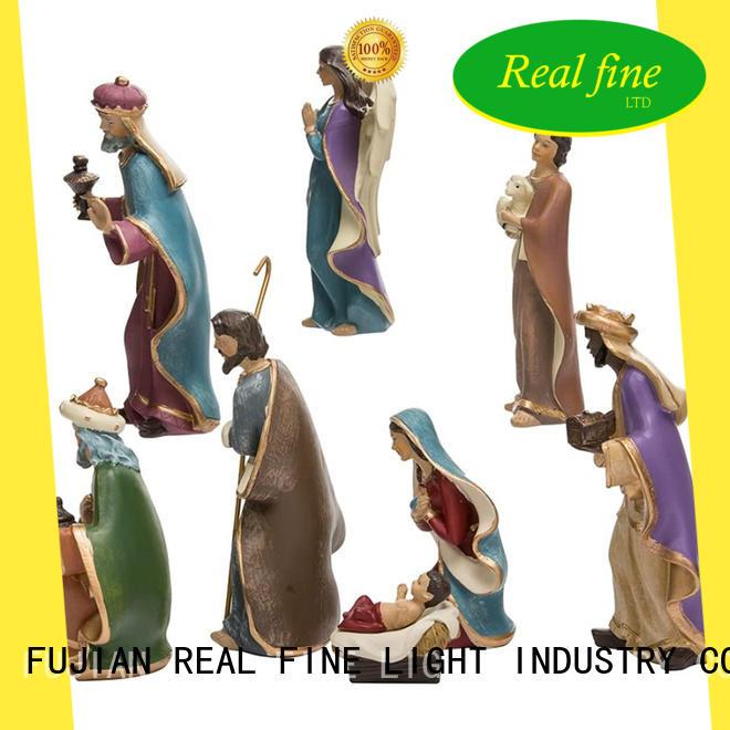 Real Fine standard Nativity Figurine manufacturer for wedding