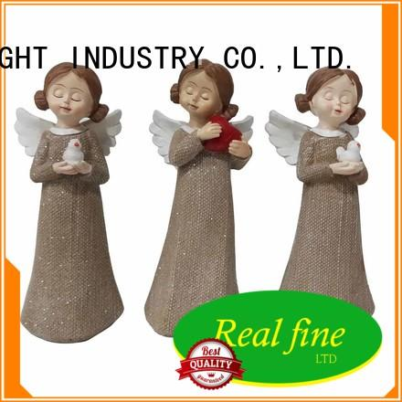 Real Fine made custom figurines supply for home